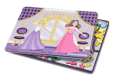 Dance All Night Princess Magnetic Tin Set picture 2768