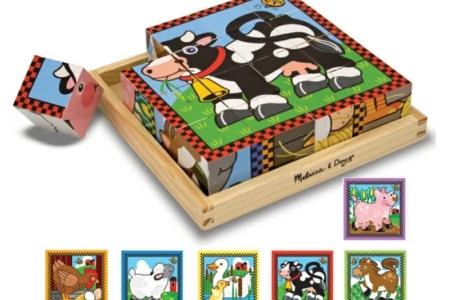 Farm Cube Puzzle picture 1605