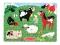 Farm Animal Peg Puzzle image