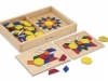 Pattern Blocks and Boards image