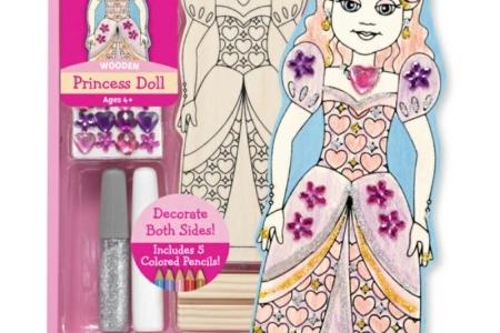 Princess Doll Party Favour picture 1737