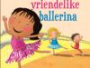 Goeie maniere: Die vriendelike ballerina image
