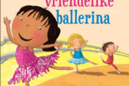 Goeie maniere: Die vriendelike ballerina picture 3040