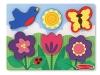 Chunky Scene - Flower Garden image