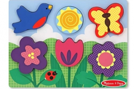 Chunky Scene - Flower Garden picture 2903