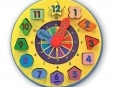 Shape Sorting Clock picture 1757