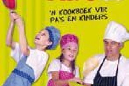 Nie Vir Ma's Nie - 'N Kookboek vir Pa's en Kinders picture 2529