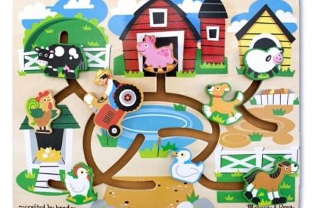 Farm Maze Puzzle picture 1607