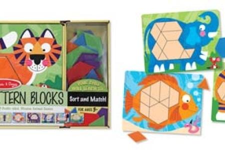 Animal Pattern Blocks picture 2760