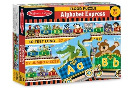 Alphabet Express Floor Puzzle picture 1544