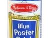 Blue Poster Paint image