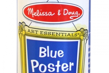 Blue Poster Paint picture 1566