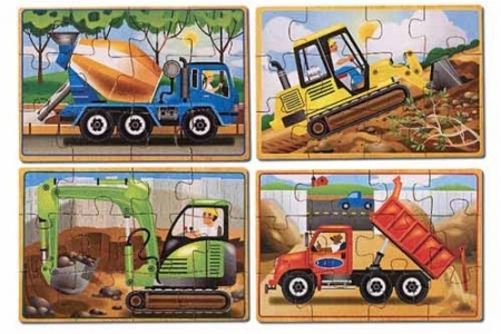 Constuction Jigsaw Puzzles in a Box picture 2907