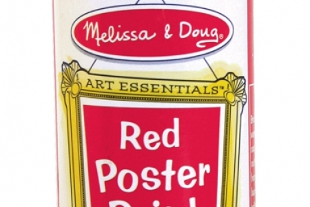 Red Poster Paint picture 1749