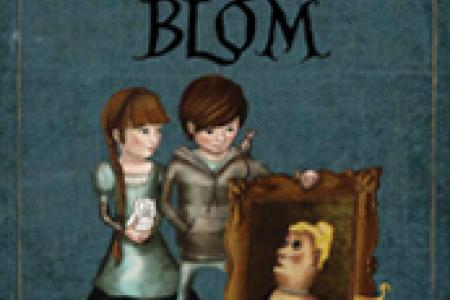 Bastian Blom en die pratende portret picture 3057