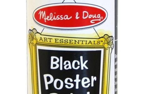 Black Poster Paint picture 1564
