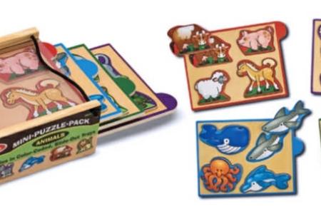 Animal Mini-Puzzle Pack picture 1547